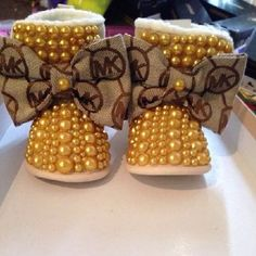 StyleScavenger: MK baby shoes Image by becca 77