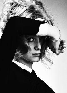 Catherine Deneuve.
