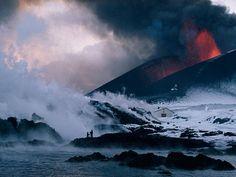 Vestmannaeyjar Lava, Iceland