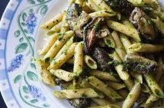 Pasta party! Brands to try on the Fast Metabolism Diet and Oil free Basil Pesto recipe for phase 1