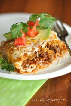 Enchilada Beef Rollups