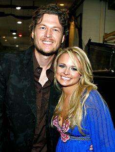 I LOVE Blake& Miranda together!