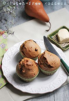 Gluten-Free Goddess Irish-Inspired Soda Bread Rolls with Raisins