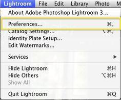 Lightroom Tutorial on installing presets by Lynne Rigby
