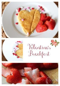 An easy Valentine's Breakfast your family will love!