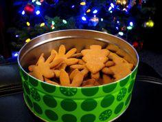 Julpepparkakor (Swedish Christmas Gingerbread Cookies)