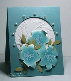 Fifth Avenue Floral stamp