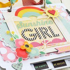 Designer Details: Mini Album Style | Pink Paislee