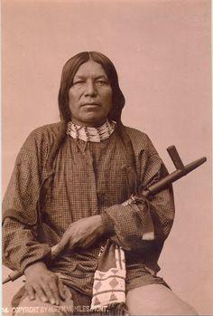 Black Wolf - Northern Cheyenne - circa 1878