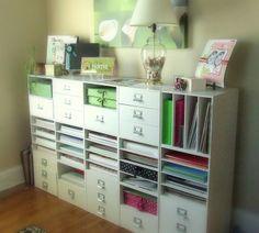 craft room storage systems