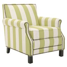 I pinned this Alicia Club Chair from the Preppy Office event at Joss and Main!