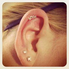 Love earring.