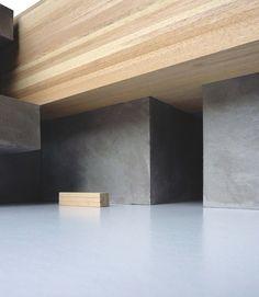 interior scale model, 1:20