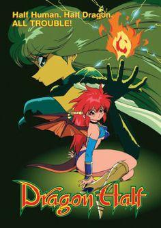 Dragon Half DVD (Hyb)