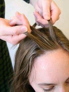 How to Conch Shell Braid Hair Braid, Shell Braid, Conch Shell