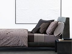 Bedding In Jardin By Calvin Klein Would Look Great In An Apt With