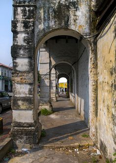 Arcade | George Town, Penang | Eric Lafforgue