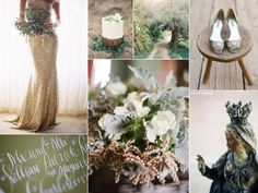 Green and antique go