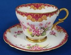 Shelley bone china - English