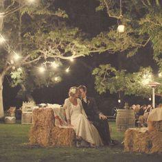 Backyard Wedding Ideas Inspiration Board - My Wedding Reception Ideas | Blog