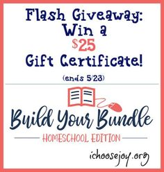 Flash Giveaway Win a