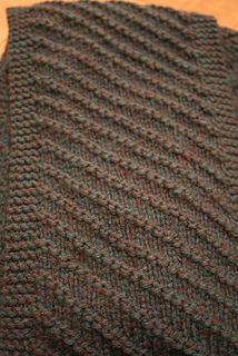C.C.'s Stripey Scarf by Carla Church and Christa Rigney