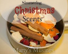 cranberri, marti muse, christmas scents, hot drinks, simmer christma