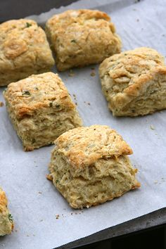 Herbed Angel Biscuits