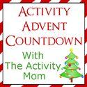 The Activity Mom: 2012 Activity Advent Countdown (printable)