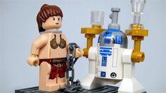 LEGO Star Wars Return Of The Jedi Chess Set (1)