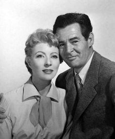 Greer Garson, Robert Ryan–Her Twelve Men!