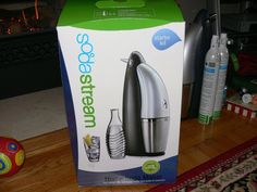 Just another reason I should buy a Sodastream - better for the environment