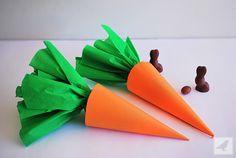 zanahoria de pascua / easter carrot