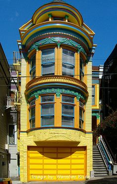 Victorian House, San Francisco