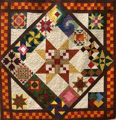 I like this layout for sampler blocks