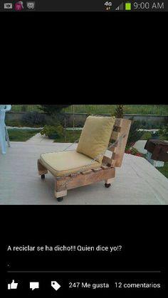 Muebles de paletas on pinterest cinder block bench for Muebles de paletas recicladas