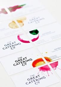 Love this concept for business cards.