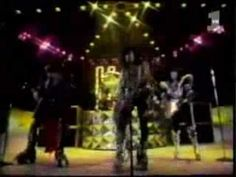 ▶ Kiss - I was made for loving you - YouTube