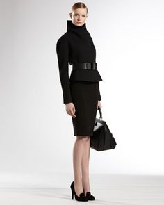 Shaped Jacket  by Gucci at Neiman Marcus. #NMFallTrends