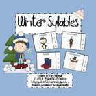 Winter Syllables $3.00