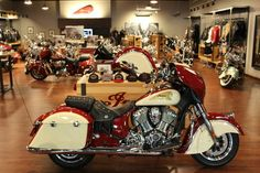 COASTAL VICTORY & INDIAN 843-651-9799 2015 Indian CHIETAIN CHIEFTAIN - Murrells Inlet SC