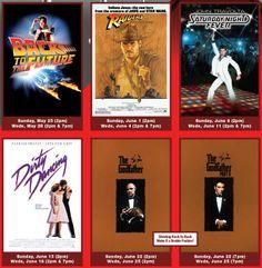 Latest Cinemark Classic Series! 5/25/14 - 6/25/14