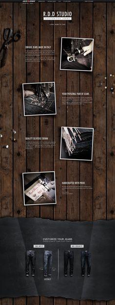 Webdesign jean, graphic, webdesign inspirationen, web design, background, fashion website design, design web, design layouts, website designs