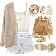 #outfit #nude #neutral