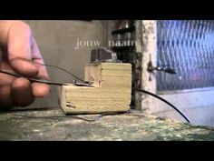 Stripping copper wire cheap and easy