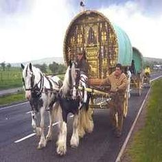 History of the Irish Traveller