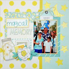 Magical Memory *American Crafts* - Scrapbook.com
