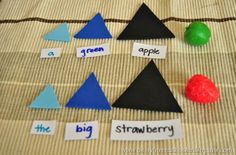 Fruits and Vegetables Activities from The Pinay Homeschooler
