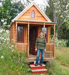 Tiny homes - do we really need all the space we have?