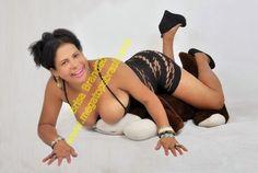Mega Tops Brasil Oficial: Brisa Brandão - Travesti / Transex - Novo Ensaio